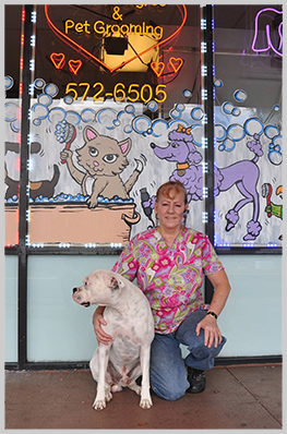 pats pedigree pet grooming salon in south florida